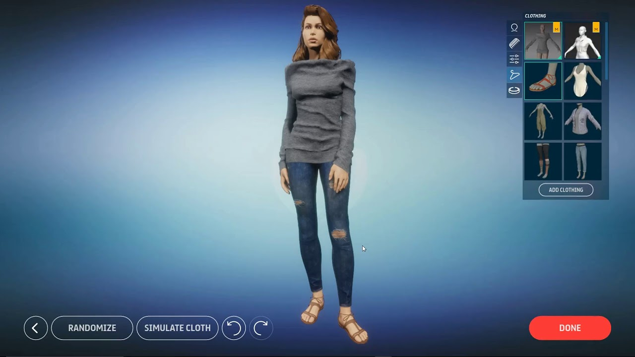 Linden Lab S Sansar Vr World Adds Fashion Market For User Created Avatar Clothes Venturebeat