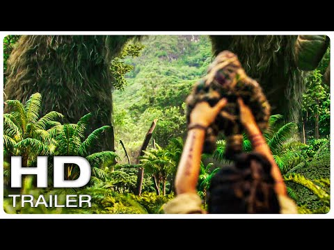 GODZILLA VS KONG Trailer Teaser #3 (NEW 2021) Monster Movie HD
