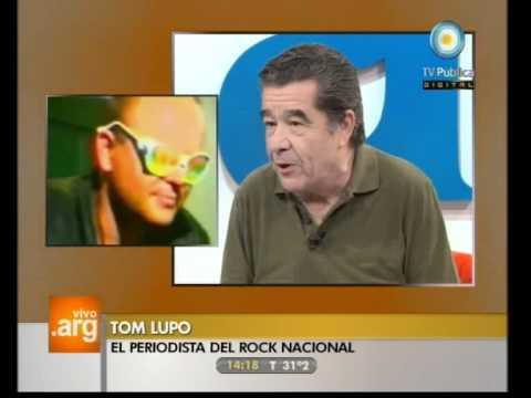 Vivo en Argentina - Invitado: Tom Lupo - 05-01-12
