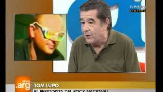 Vivo en Argentina - Invitado: Tom Lupo - 05-01-12