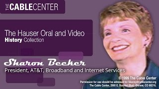 Sharon Becker Oral and Video History Collection