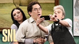 Celebrity Sighting - SNL