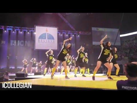 Penn State THON 2016 Line Dance