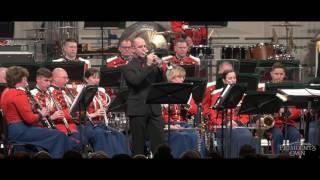 """WILLIAMS Maestoso-Risoluto-Presto from Trumpet Concerto - """"The President's Own"""" U.S. Marine Band"""