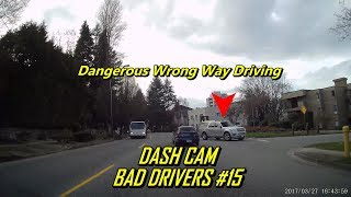Dash Cam Bad Drivers #15 Vancouver