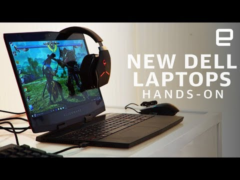 New Laptops from Dell: Refining What Already Works Well at CES 2019
