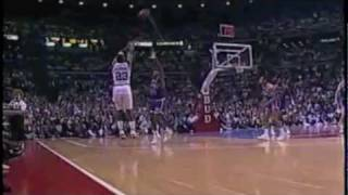 DETROIT PISTONS BAD BOYS TRIBUTE HIGHLIGHTS fight.