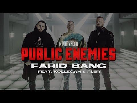 FARID BANG – PUBLIC ENEMIES (Lyrics) ft. KOLLEGAH & FLER