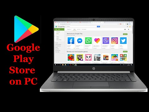 Google Play Sign up - Google Play Store on PC, Laptop | Play Android Games on you Computer | Account