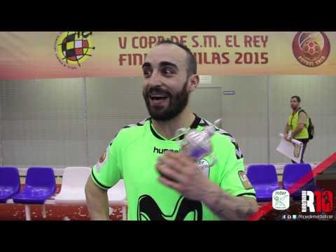 Copa del Rey - Flash Interview R10