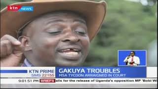Embakasi North MP James Gakuya and Mombasa tycoon  Praful Kumar to spend night in police cell