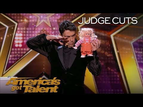 Lioz Shem Tov: You've NEVER Seen Magic Like This Before - America's Got Talent 2018