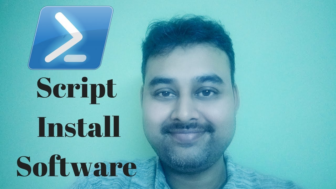 Powershell Script to Install Software to Remote Computers [AskJoyB]