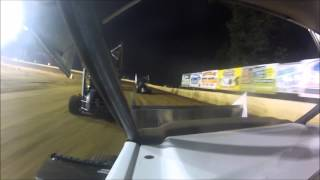 Greenwood Valley Action Track 600 Micro Sprints 8-9-14