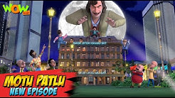Motu Patlu New Episodes 2021 Puppet Thieves in Rome Funny Stories