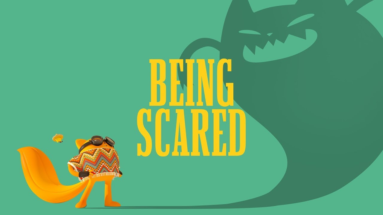 Imaginary Friend Society – Being Scared