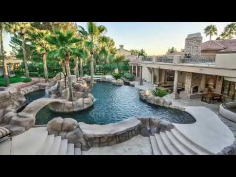 Exquisite 7, 669 sq. ft. Estate at 22 Oakwood Hills Dr., Chandler, Arizona 85249