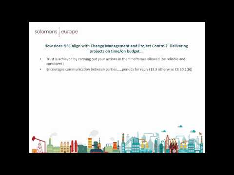 ACostE - NEC3 - Change Management and Project Control