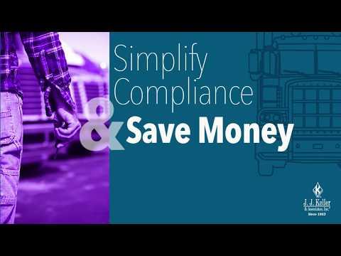 Small Fleet Compliance Services From J. J. Keller