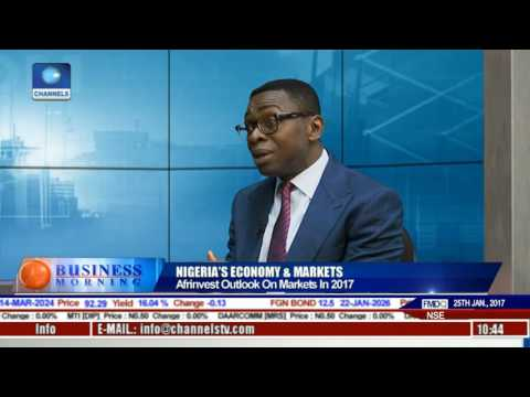 Business Morning: Focus On Nigeria's Economy & Markets Pt 2