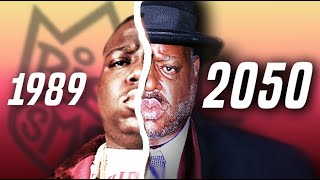THE NOTORIOUS B.I.G. UNTIL 2050   Biggie's Mega-Real Face, Songs, Quotes