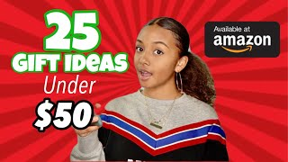 25 Gift Ideas For Her Under $50 | Vlogmas Day 11 | Lexivee03
