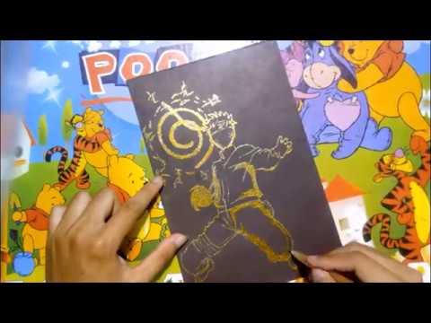 Drawing Naruto Galaxy – ( Vẽ Đơn Giản )