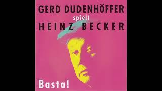 Gerd Dudenhöffer - Basta! (1999) - Bühnenprogramm (nur Audio)