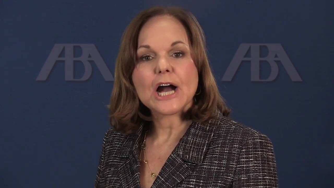 Celebrate Pro Bono with ABA President Hilarie Bass - YouTube