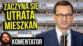 Zaczyna Się Proces Utraty Domów i Mieszkań Przez Polaków - Analiza Komentator Pieniądze Bank Kredyt