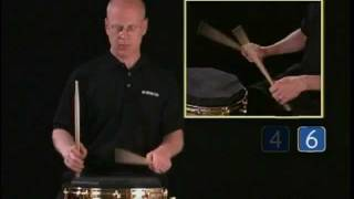 The Open/Close Technique: Part 2 - Stroke to Stroke / Roll to Roll (from Gordy Knudtson)