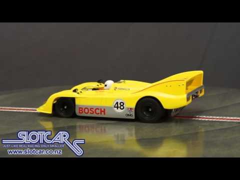 27367 Carrera Evolution Slot Car Porsche 917 30 Bosch 48 CanAm Slotcar