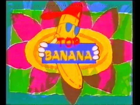 TV-am - News & Top Banana - 1990