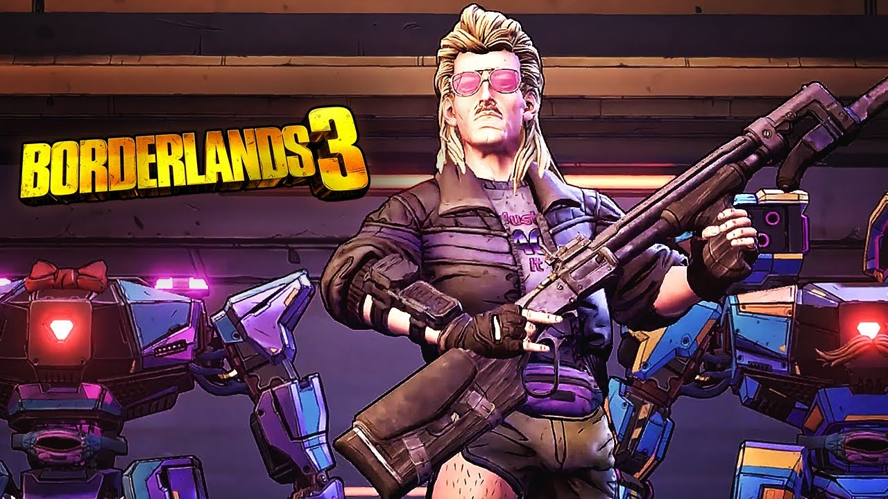 Borderlands 3 Official Moxxi S Heist Of The Handsome Jackpot Launch Trailer