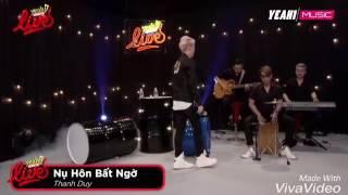 Thanh Duy [Live] cực hay_Nụ hôn bất ngờ - Mỹ Tâm