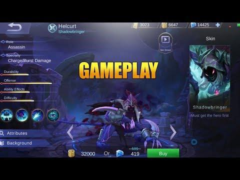 Mobile Legends: New Hero Helcurt