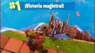 LLUVIA DE BILLETES en Fortnite: Battle Royale