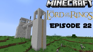 Minecraft The Lord of the Rings - Episode 22 - Woodland Elves