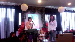 Rhian answers the accident scenes on TRMD