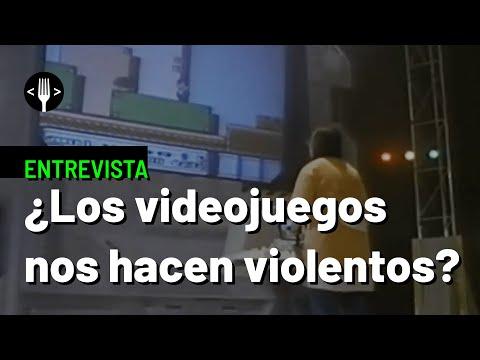 Videojuegos y Violencia: ¿En verdad están relacionadas?