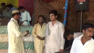 New Doaba Show Singer Nazar Abbas . Song . Nain Aya Nain aya