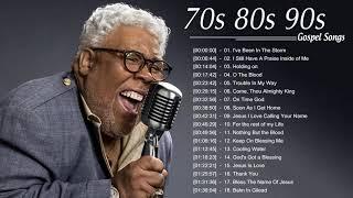 Best 70s 80s 90s Gospel Songs | 70s 80s 90s Gospel Songs Hits Playlist | Gospel Songs - popular gospel music 1970's