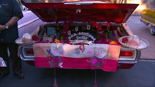 10-20 -18 Day Of The Dead Car Show