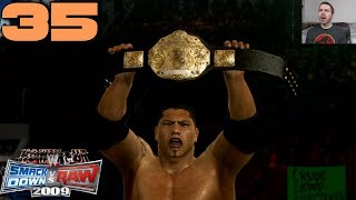 WWE SmackDown vs. Raw 2009: Road to WrestleMania #35