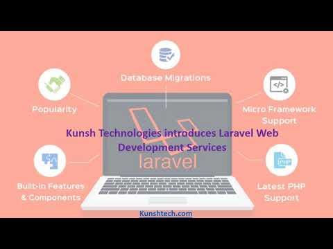 Offshore Laravel Web Development Company