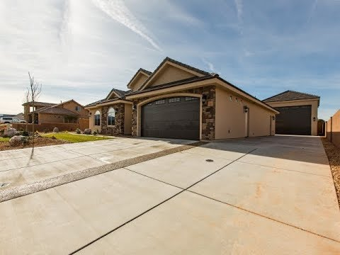 Brand New Home with Detached RV/Boat Garage