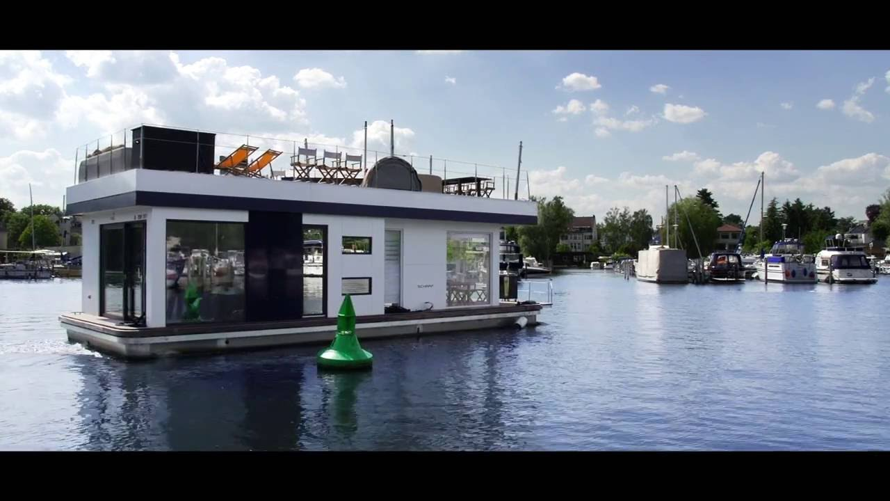 h2loft berlin hausboot youtube. Black Bedroom Furniture Sets. Home Design Ideas