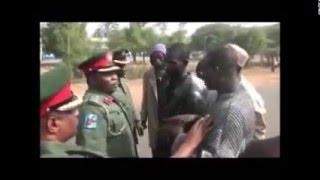Zakzaky Members Block And Attack Nigeria Army Chief Before Massacre