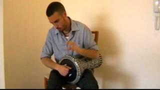 Solo darbuka / doumbek 12 - Gawharet El Fan Darbuka - belly dance -  ArabInstruments.com