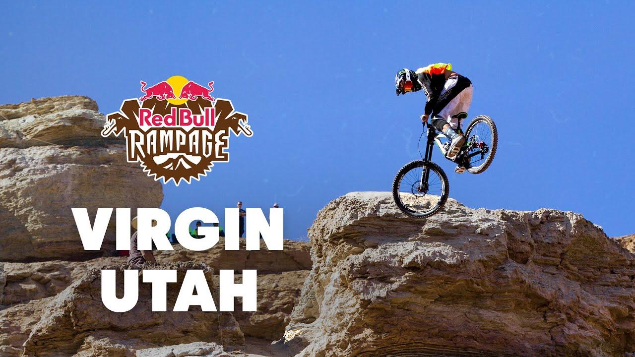 Hp Full Hd Wallpaper Best Freeride Mountain Biking From Red Bull Rampage 2014
